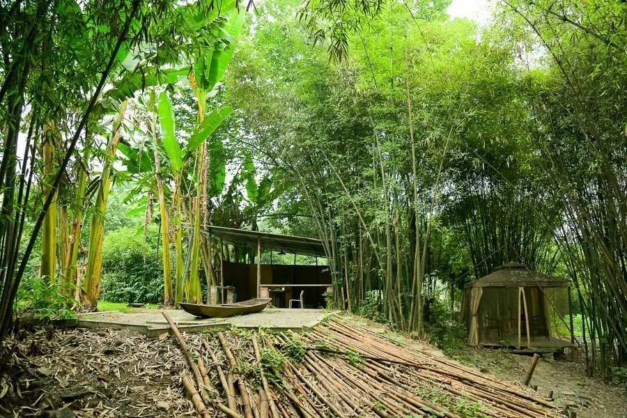 Với 33 triệu đồng, hai chàng trai trẻ đã tự tay xây ngôi nhà nhỏ đẹp lãng mạn giữa rừng tre trúc - Ảnh 8.