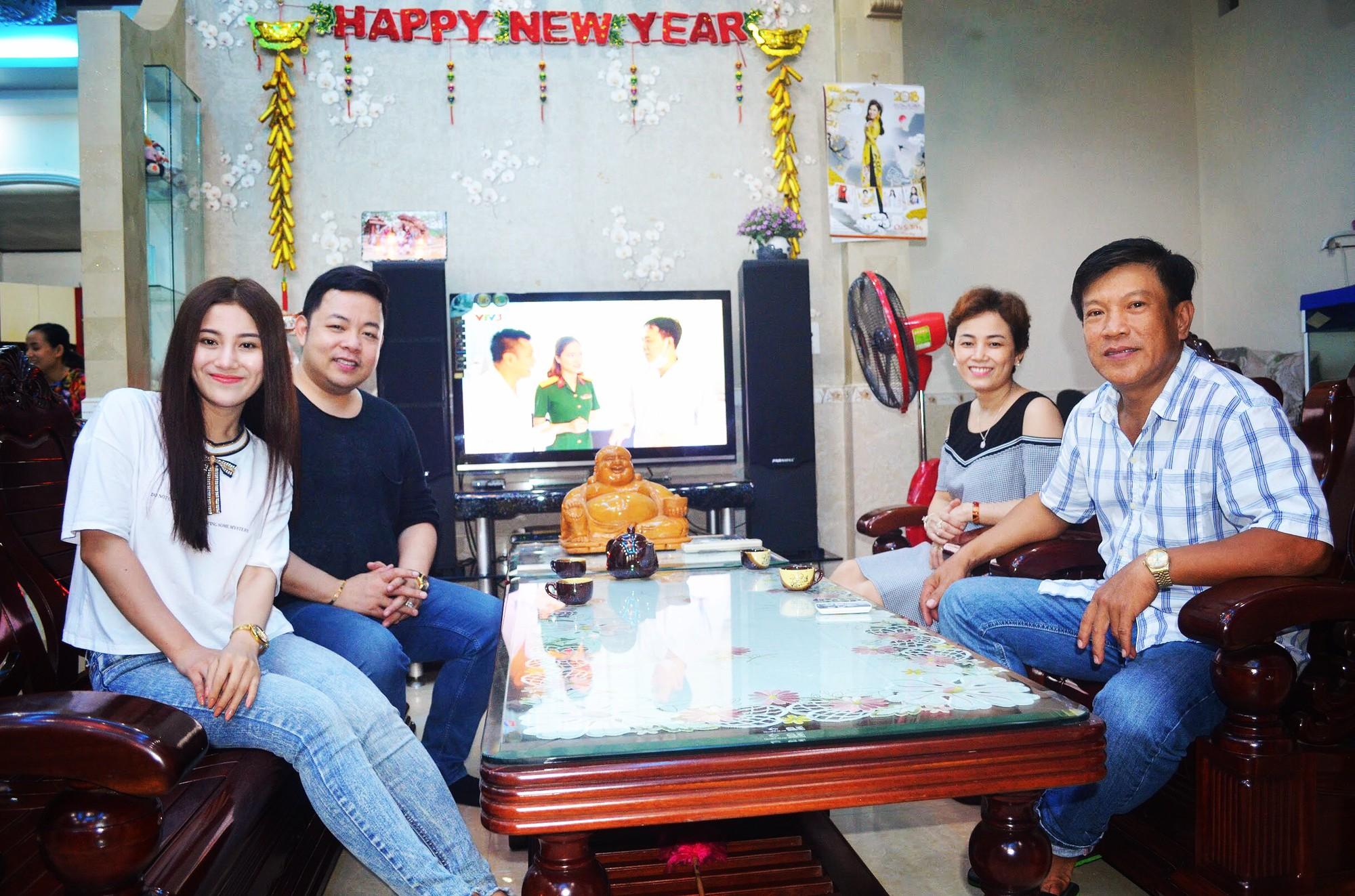 Nhận Tố My làm em gái, Quang Lê về tận Đà Nẵng ra mắt gia đình người đẹp  - Ảnh 6.