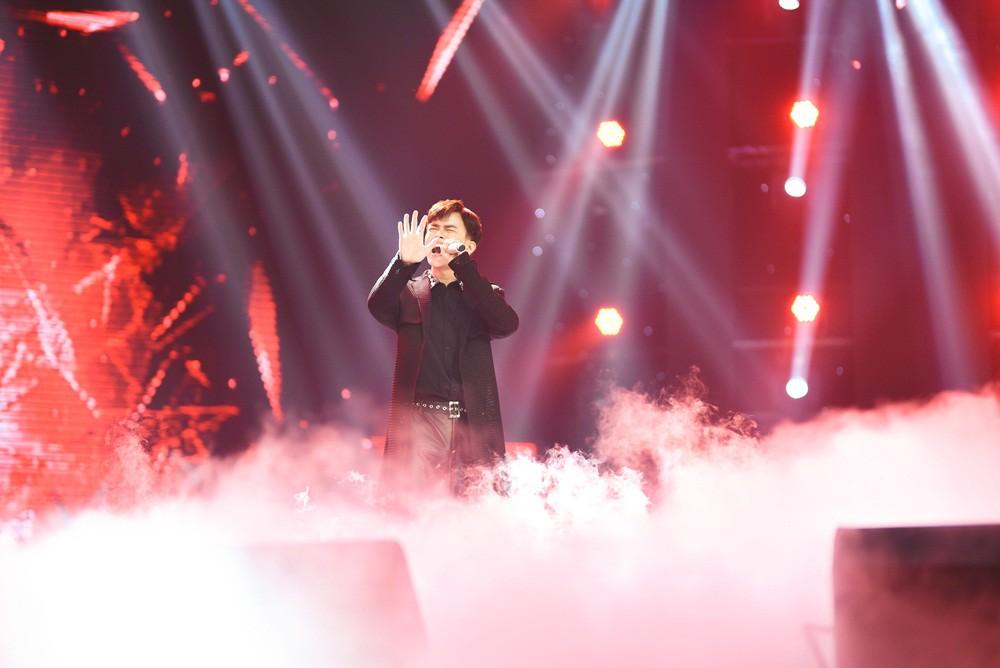 Team Lam Trường bất ngờ bị loại gần hết chỉ còn lại một thí sinh tại The Voice 2018 - Ảnh 2.