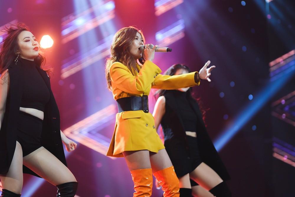 Team Lam Trường bất ngờ bị loại gần hết chỉ còn lại một thí sinh tại The Voice 2018 - Ảnh 14.