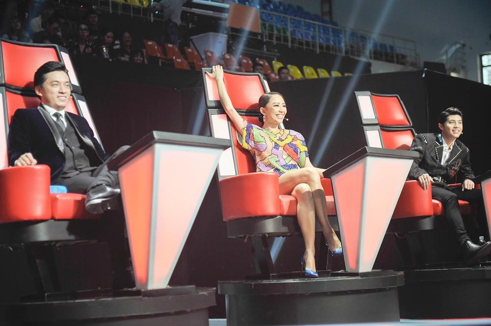 Team Lam Trường bất ngờ bị loại gần hết chỉ còn lại một thí sinh tại The Voice 2018 - Ảnh 1.