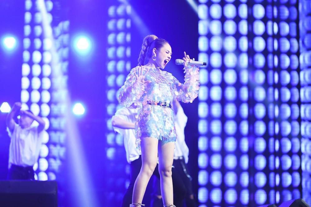 Team Lam Trường bất ngờ bị loại gần hết chỉ còn lại một thí sinh tại The Voice 2018 - Ảnh 8.