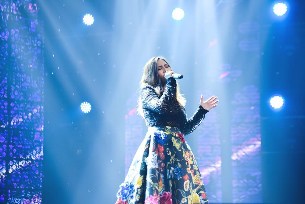 Team Lam Trường bất ngờ bị loại gần hết chỉ còn lại một thí sinh tại The Voice 2018 - Ảnh 12.