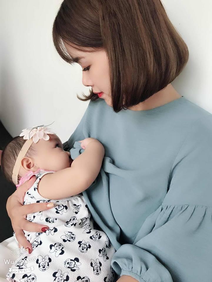 Dính bầu khi con lớn mới 10 tháng tuổi, mẹ 9x vẫn quyết không cai sữa, kiên trì cho 2 con bú mẹ hoàn toàn - Ảnh 2.