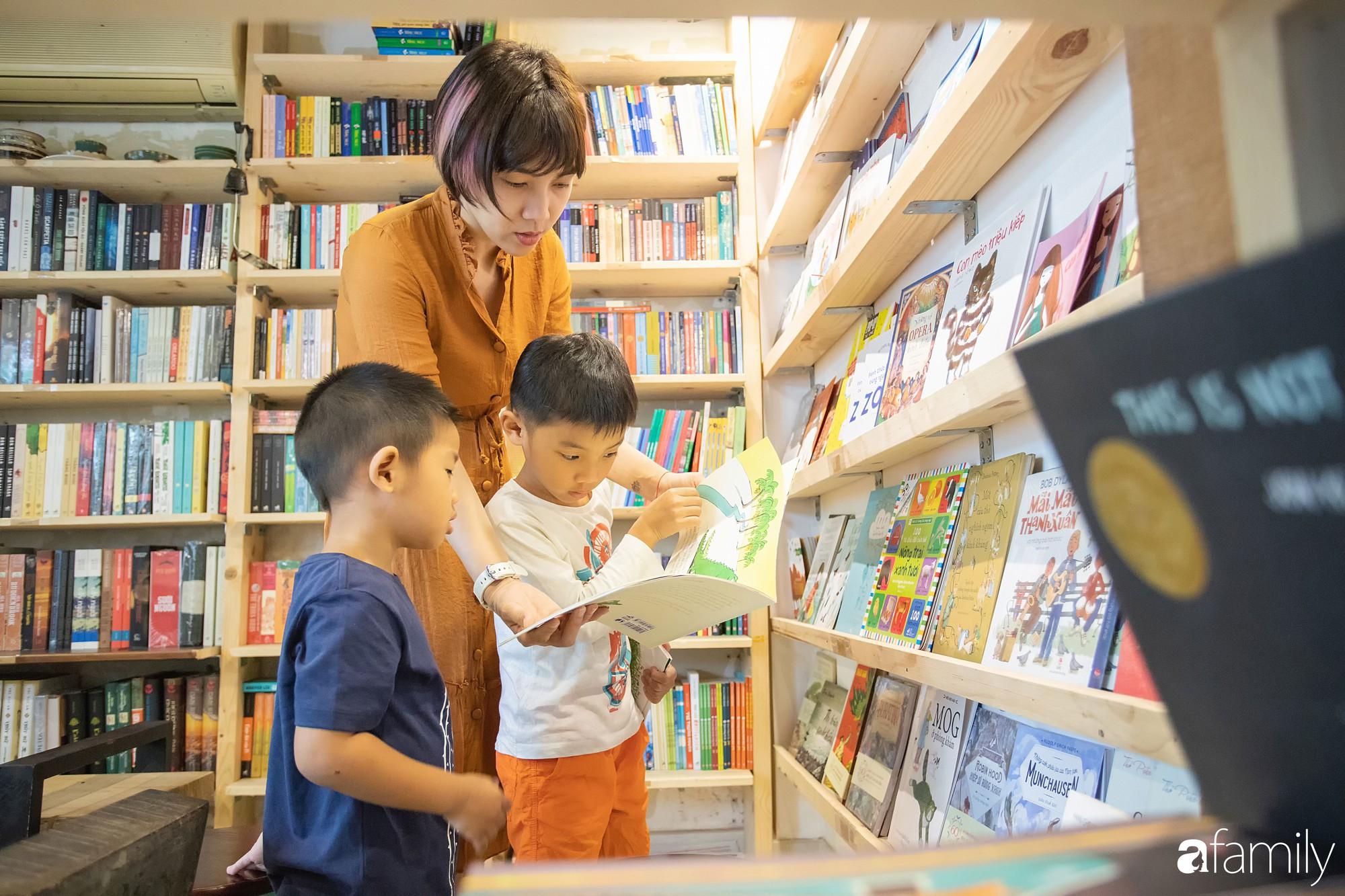 Nếu có con dưới 6 tuổi, cả nhà bạn nhất định phải ghé những thế giới sách xinh xẻo và bình yên nhất Sài Gòn này - Ảnh 7.
