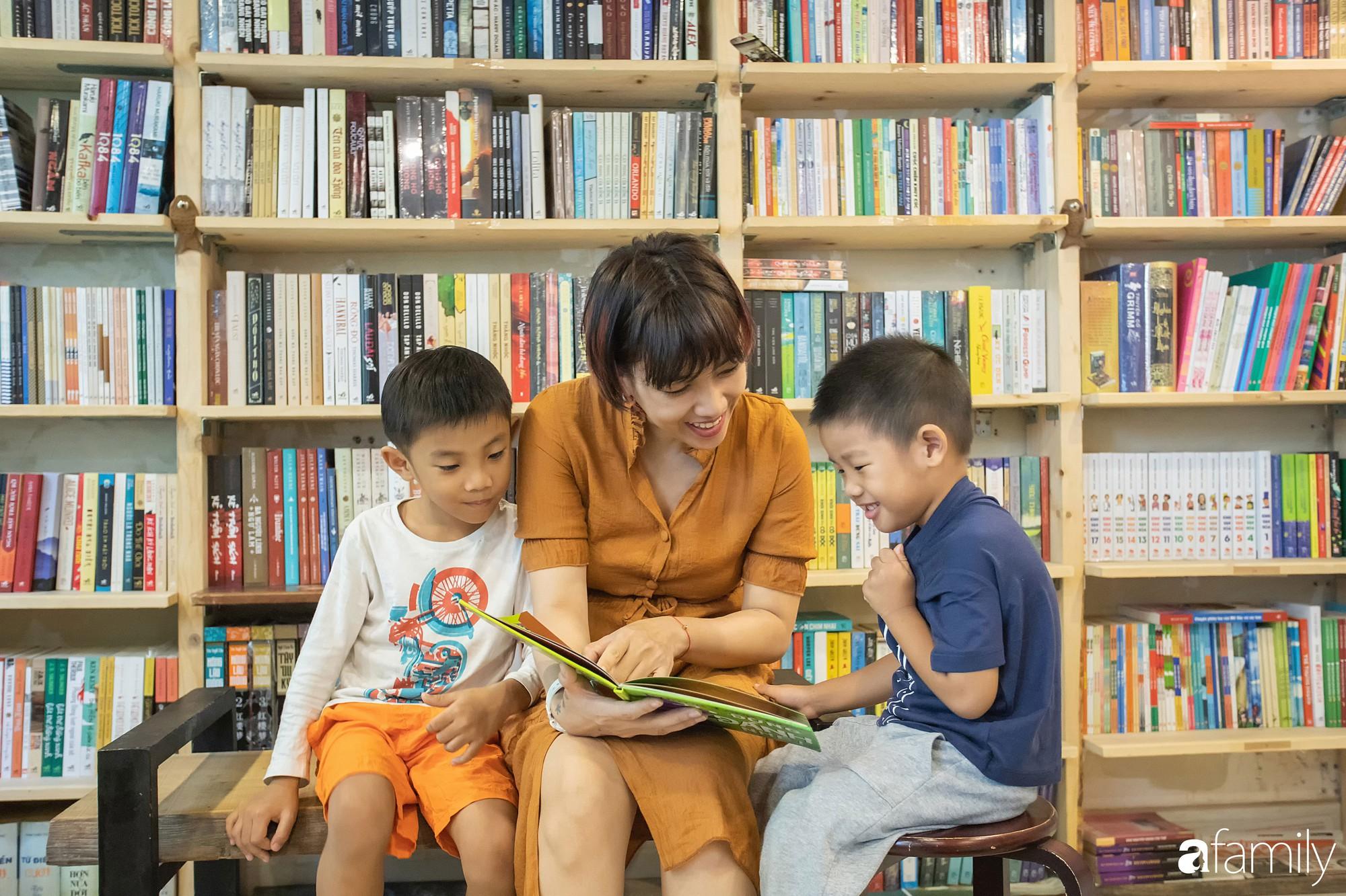 Nếu có con dưới 6 tuổi, cả nhà bạn nhất định phải ghé những thế giới sách xinh xẻo và bình yên nhất Sài Gòn này - Ảnh 9.