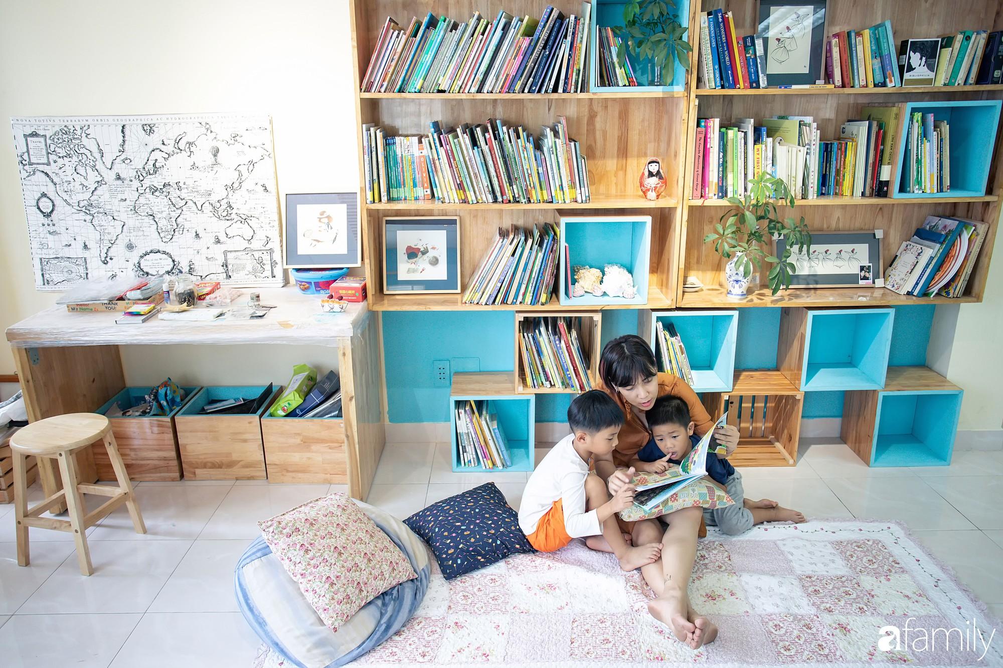 Nếu có con dưới 6 tuổi, cả nhà bạn nhất định phải ghé những thế giới sách xinh xẻo và bình yên nhất Sài Gòn này - Ảnh 3.