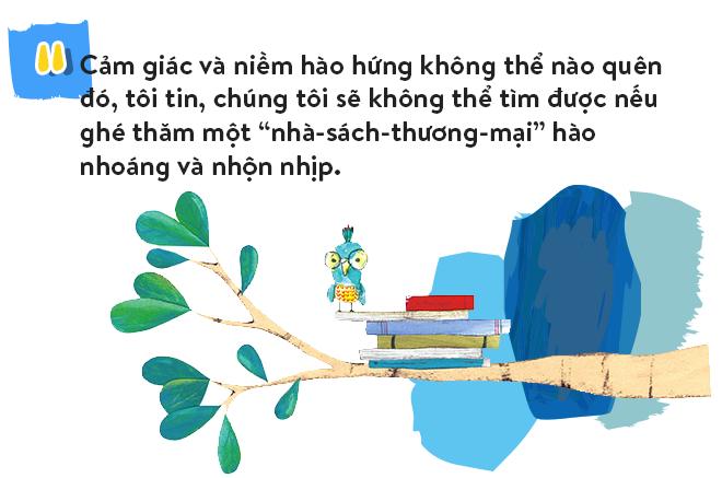 Nếu có con dưới 6 tuổi, cả nhà bạn nhất định phải ghé những thế giới sách xinh xẻo và bình yên nhất Sài Gòn này - Ảnh 6.