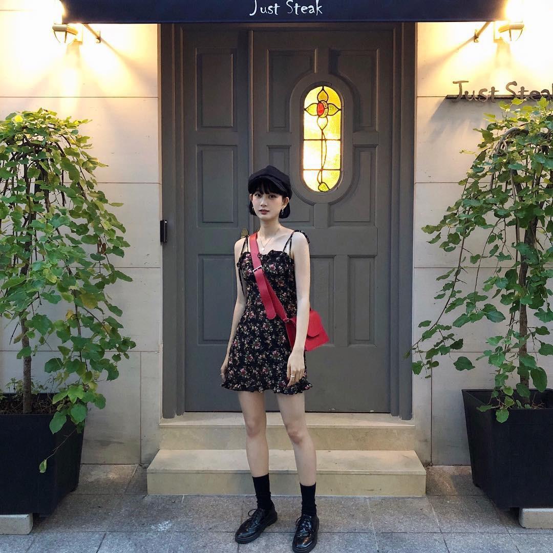 Xem loạt street style Châu Á dưới đây mới ngẫm ra 1 điều: Mặc càng đơn giản thì lại càng đẹp! - Ảnh 13.