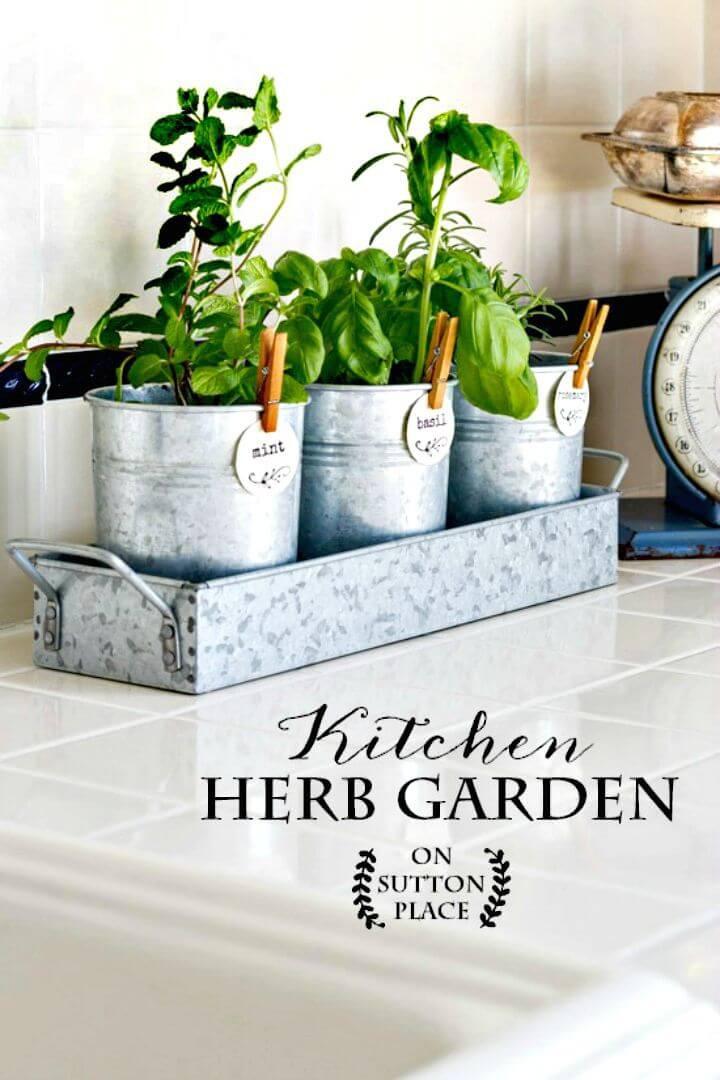 15 ý tưởng cho thấy chỗ nào trong nhà bạn cũng có thể trồng cây gia vị siêu xinh  - Ảnh 7.