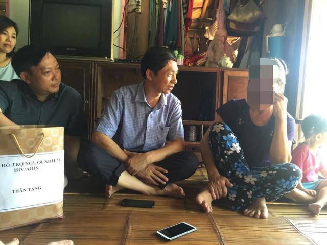 Vụ 42 người trong một xã ở Phú Thọ nhiễm HIV được phát hiện như thế nào? - Ảnh 1.