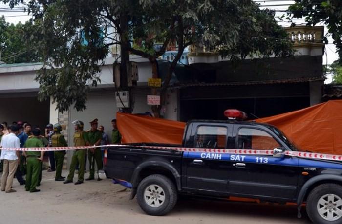 Nghi phạm nổ súng khiến 2 vợ chồng giám đốc tử vong ở Điện Biên là đối tượng hình sự, nghiện ma túy - Ảnh 1.