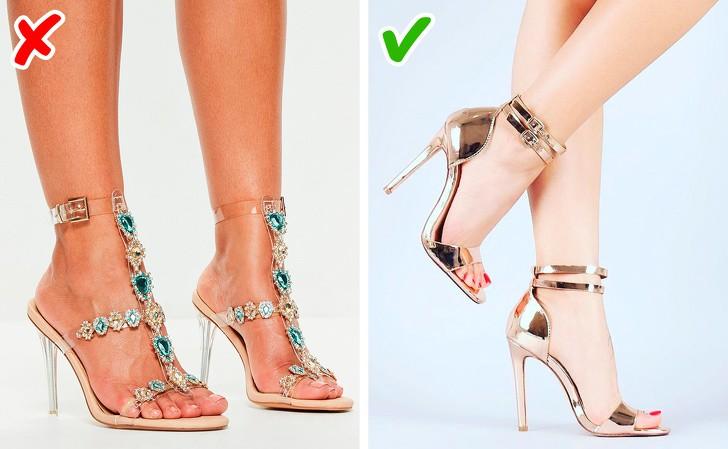 8 kiểu giày dép nhiều chị em cứ tưởng là đẹp nhưng có thể khiến họ mất điểm hoàn toàn trong mắt người đối diện - Ảnh 1.