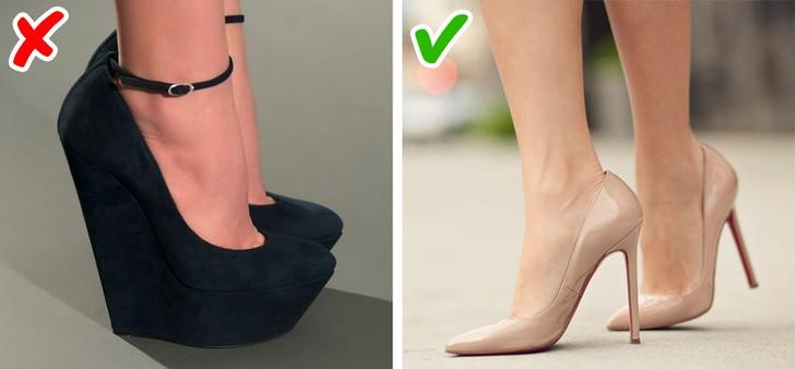 8 kiểu giày dép nhiều chị em cứ tưởng là đẹp nhưng có thể khiến họ mất điểm hoàn toàn trong mắt người đối diện - Ảnh 2.