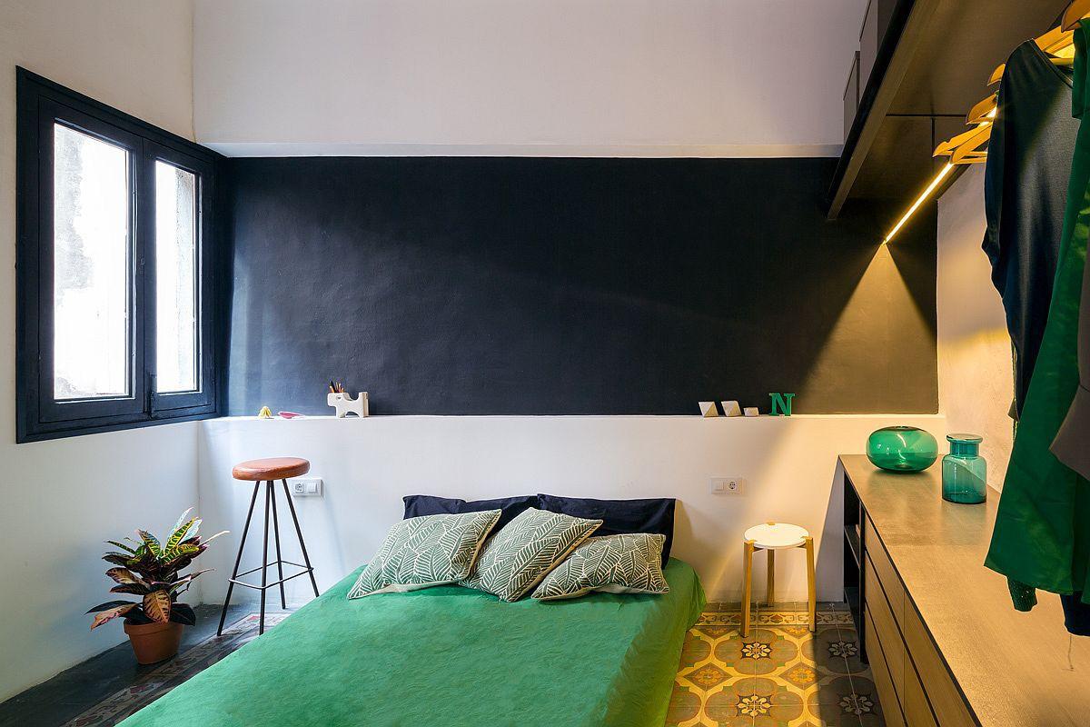 Học tập cách cải tạo căn hộ sáng tạo và sống động này để không gian thêm nhiều khu lưu trữ   - Ảnh 7.