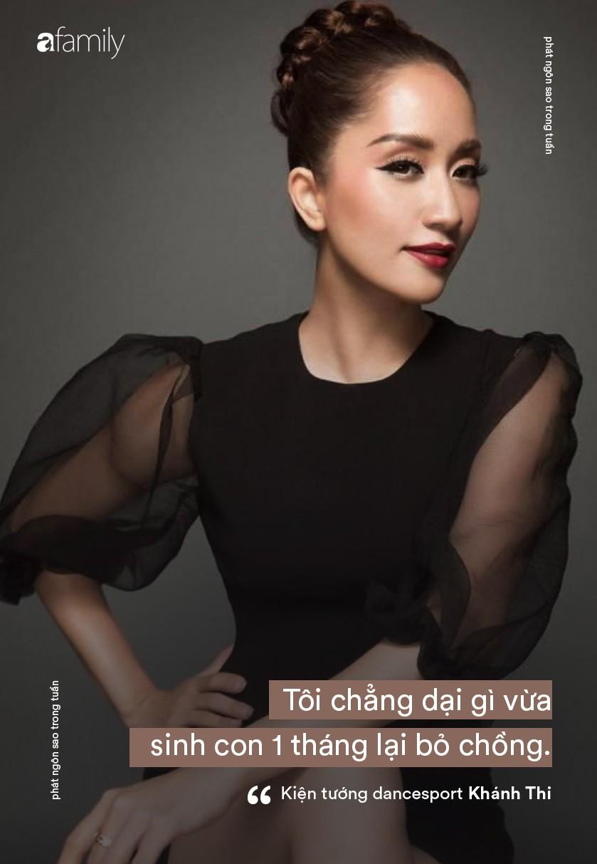 Thái Hòa biết ơn Kiều Minh Tuấn vì đã thay anh dạy dỗ con trai; Khánh Thi tuyên bố không đời nào bỏ chồng khi mới sinh con - Ảnh 2.