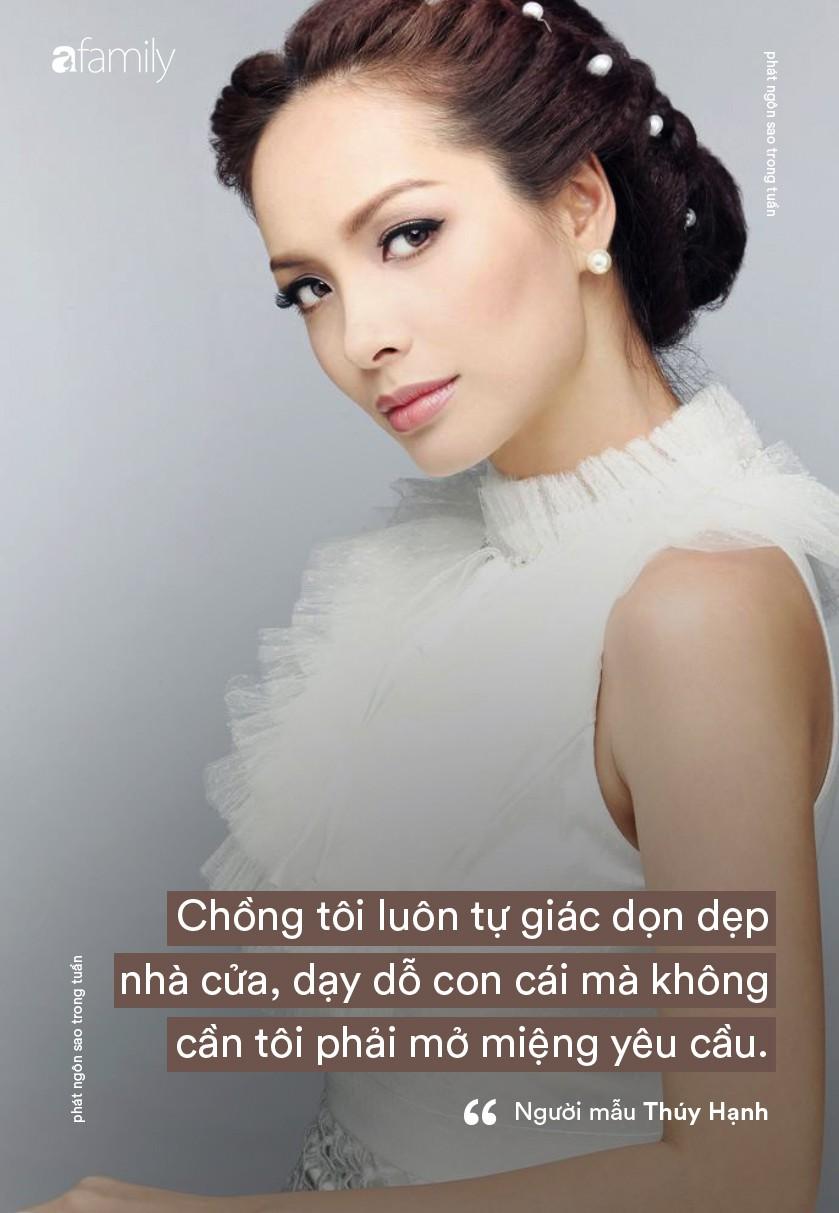 Thái Hòa biết ơn Kiều Minh Tuấn vì đã thay anh dạy dỗ con trai; Khánh Thi tuyên bố không đời nào bỏ chồng khi mới sinh con - Ảnh 7.
