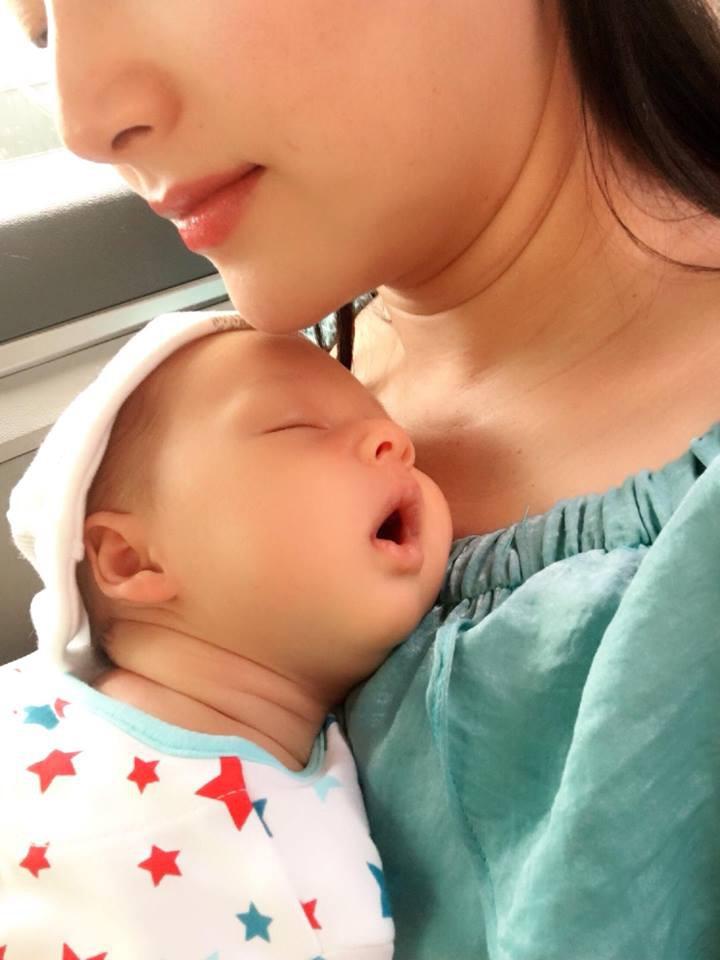 Chia sẻ clip đi đẻ, diễn viên Lan Phương khiến các bà mẹ rơi nước mắt vì đồng cảm và xúc động - Ảnh 7.