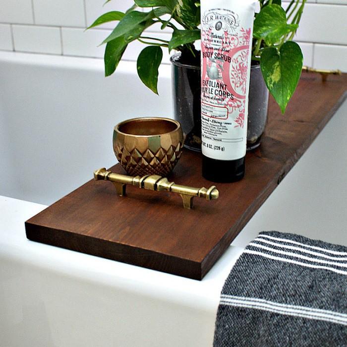 Chỉ với vật dụng này, phòng tắm nhà bạn không khác gì spa - Ảnh 4.