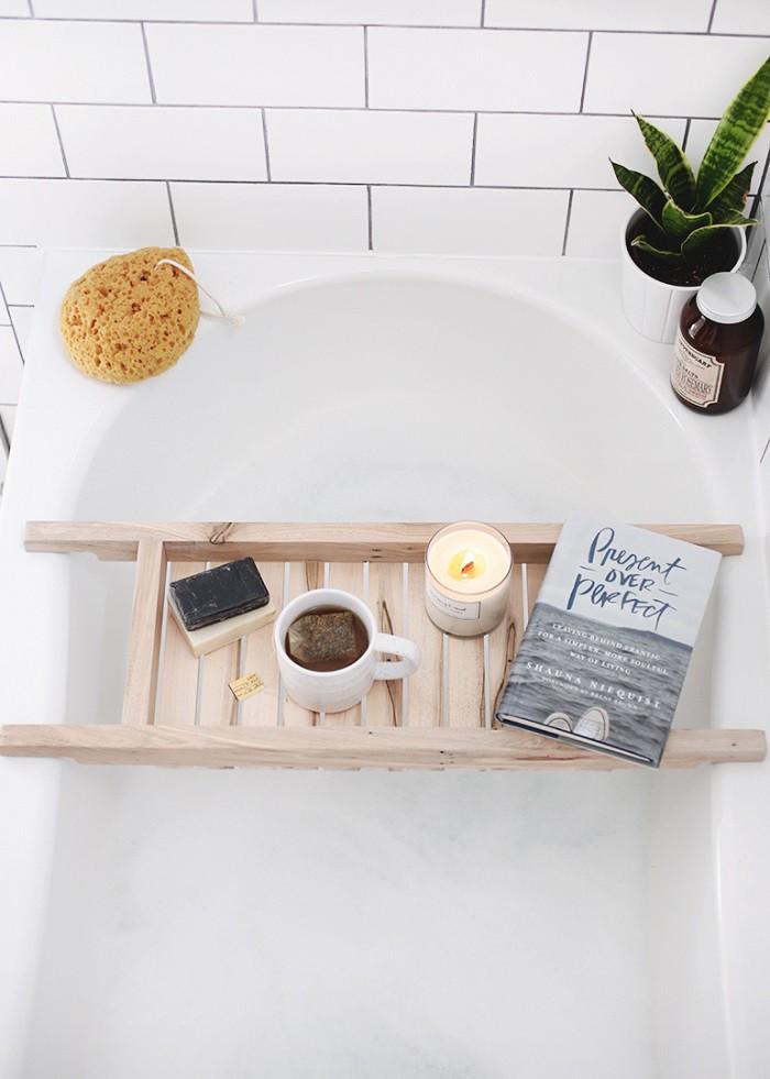 Chỉ với vật dụng này, phòng tắm nhà bạn không khác gì spa - Ảnh 5.