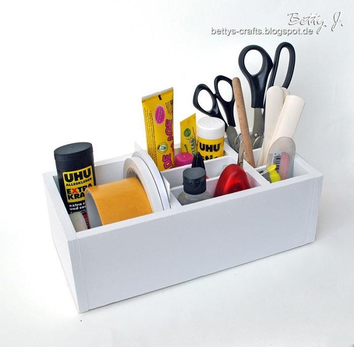 Hộp lưu trữ - đồ vật ai cũng muốn có trên bàn làm việc tại nhà  - Ảnh 5.