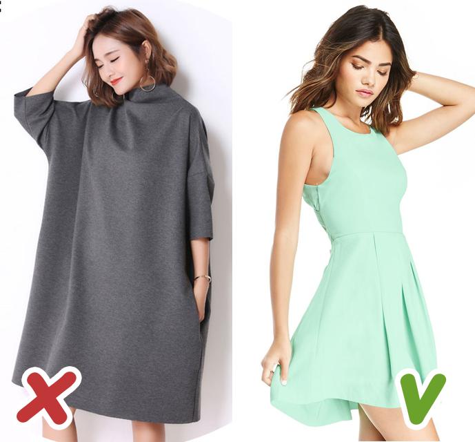 9 kiểu trang phục dễ làm lộ hết khuyết điểm trên cơ thể, chị em nên biết để tránh mặc - Ảnh 2.