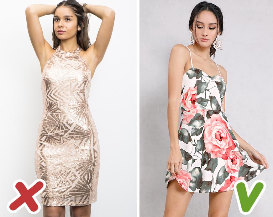 9 kiểu trang phục dễ làm lộ hết khuyết điểm trên cơ thể, chị em nên biết để tránh mặc - Ảnh 3.