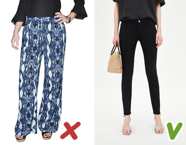 9 kiểu trang phục dễ làm lộ hết khuyết điểm trên cơ thể, chị em nên biết để tránh mặc - Ảnh 5.