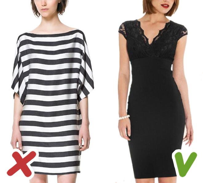 9 kiểu trang phục dễ làm lộ hết khuyết điểm trên cơ thể, chị em nên biết để tránh mặc - Ảnh 8.