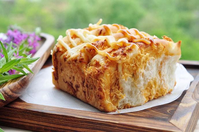 Mách bạn cách làm bánh mì chà bông theo cách đơn giản nhất - Ảnh 5.