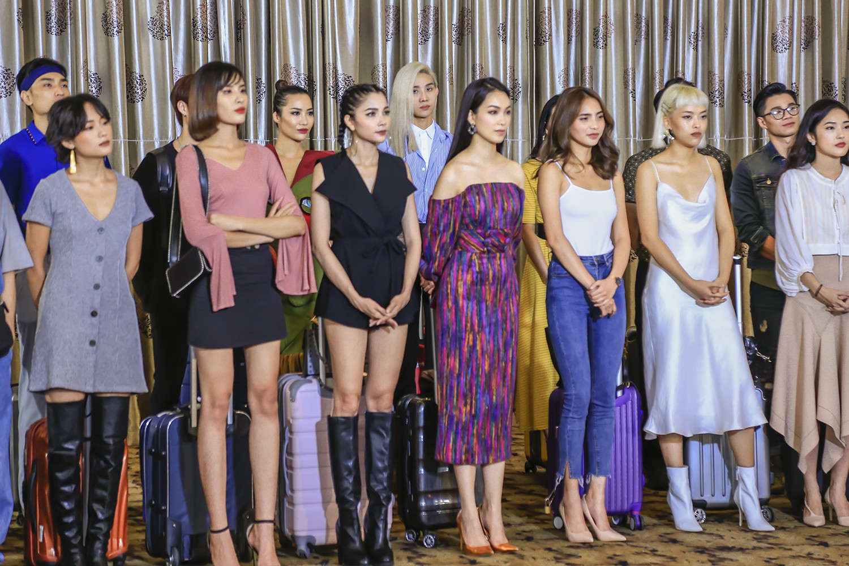 Hé lộ hình ảnh Nam Trung làm khó 36 thí sinh The Face 2018  - Ảnh 3.