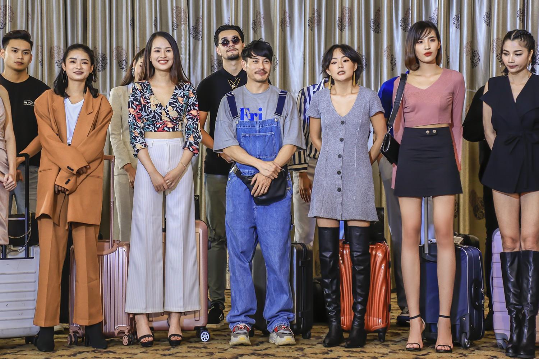 Hé lộ hình ảnh Nam Trung làm khó 36 thí sinh The Face 2018  - Ảnh 4.