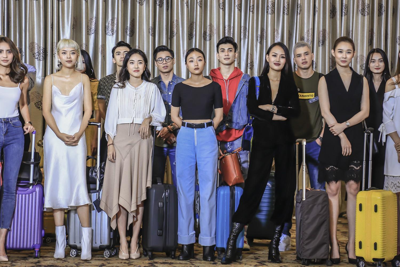 Hé lộ hình ảnh Nam Trung làm khó 36 thí sinh The Face 2018  - Ảnh 5.