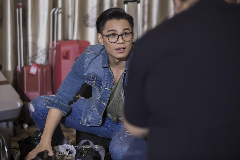 Hé lộ hình ảnh Nam Trung làm khó 36 thí sinh The Face 2018  - Ảnh 15.