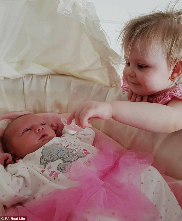 Bàng hoàng biết mình có thai chỉ vài giây trước khi hạ sinh bé gái 3,6kg dù vẫn dùng biện pháp tránh thai cẩn thận - Ảnh 6.