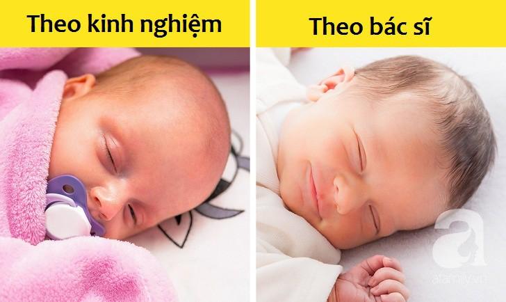 Những cách chăm sóc trẻ sơ sinh các mẹ cứ nghĩ là đúng nhưng bác sĩ khuyên hoàn toàn ngược lại - Ảnh 5.