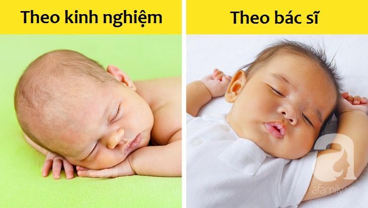 Những cách chăm sóc trẻ sơ sinh các mẹ cứ nghĩ là đúng nhưng bác sĩ khuyên hoàn toàn ngược lại - Ảnh 6.