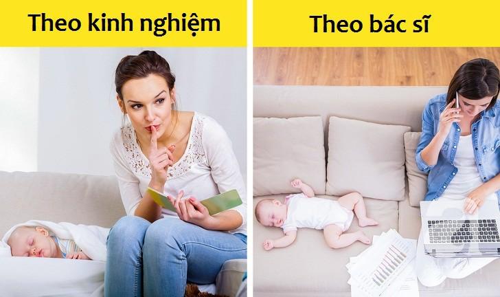 Những cách chăm sóc trẻ sơ sinh các mẹ cứ nghĩ là đúng nhưng bác sĩ khuyên hoàn toàn ngược lại - Ảnh 7.