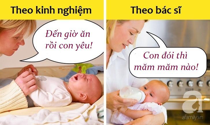 Những cách chăm sóc trẻ sơ sinh các mẹ cứ nghĩ là đúng nhưng bác sĩ khuyên hoàn toàn ngược lại - Ảnh 8.