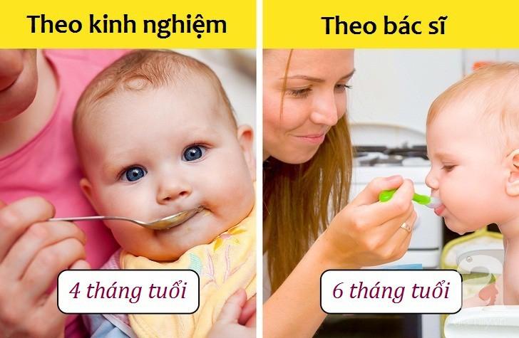 Những cách chăm sóc trẻ sơ sinh các mẹ cứ nghĩ là đúng nhưng bác sĩ khuyên hoàn toàn ngược lại - Ảnh 9.