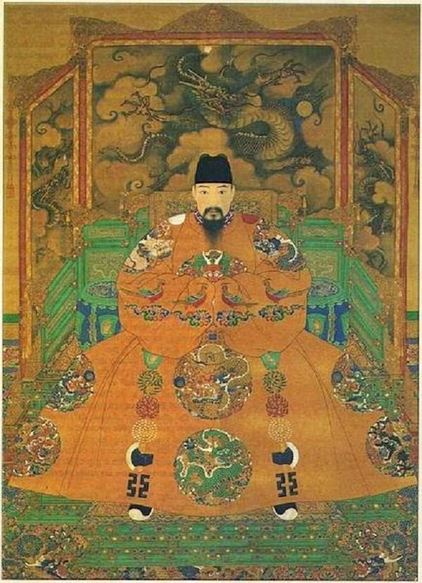"""Tạm quên Hoàng đế Càn Long đang """"khuấy đảo"""" trong Diên Hi công lược đi, đây mới là những vị vua chung tình nhất lịch sử - Ảnh 2."""