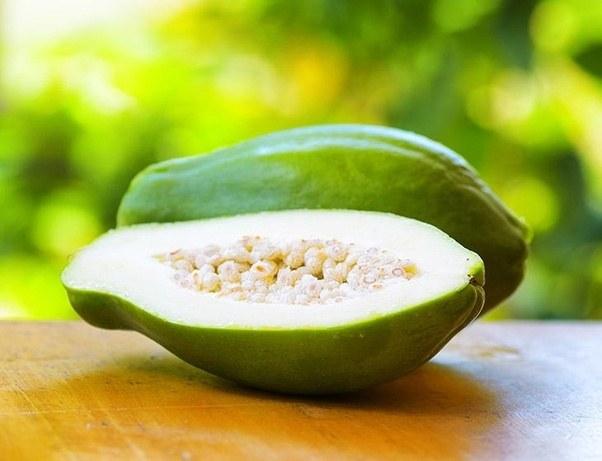 Trái cây rất tốt nhưng có 3 loại quả bà bầu không nên ăn trong 3 tháng đầu thai kỳ - Ảnh 3.