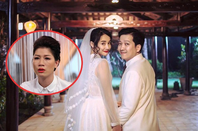 Từng lên tiếng bảo vệ Trường Giang, giờ Trang Trần lại nói điều này về lễ Lễ đính hôn của nam danh hài và Nhã Phương - Ảnh 1.