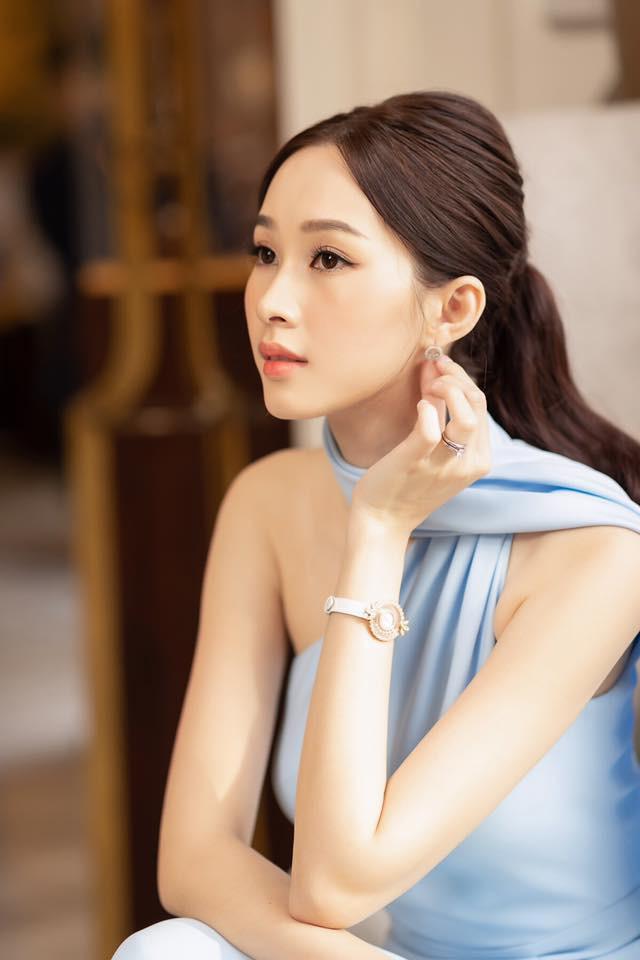 Tái xuất sau nửa năm sinh con, HH Thu Thảo khiến fan ngẩn ngơ trước sắc vóc đẹp tựa nữ thần - Ảnh 6.