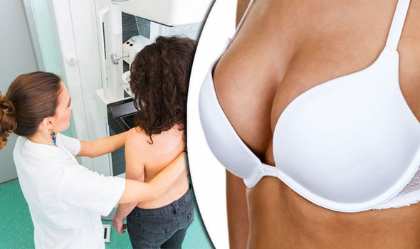 Chủ quan khi thấy vết ố màu xanh lá dính ở phần ngực áo sơ mi, người phụ nữ không ngờ đó là dấu hiệu ung thư vú - Ảnh 2.