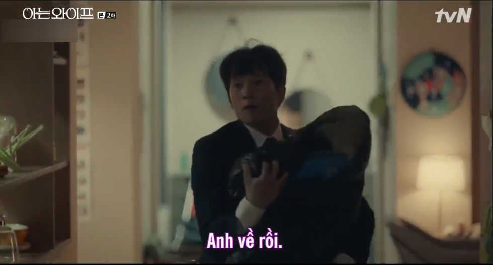 Không chịu nổi kiếp bị vợ chửi mắng suốt ngày, Ji Sung quay ngược thời gian để đổi vợ - Ảnh 3.