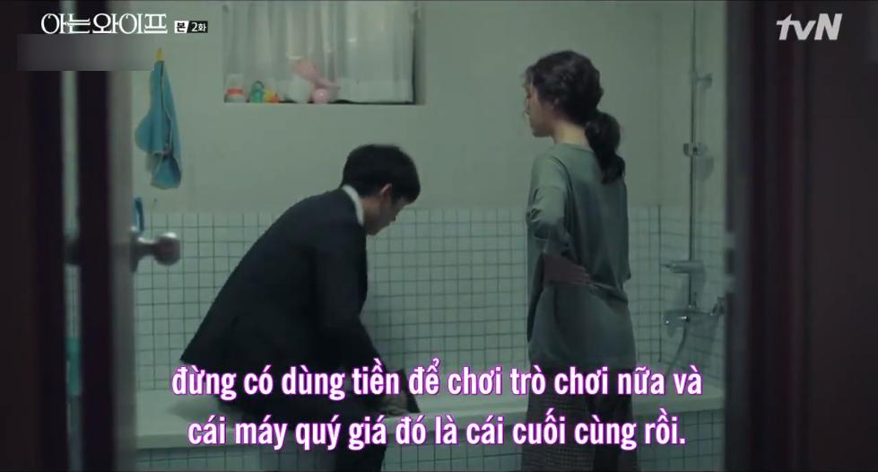 Không chịu nổi kiếp bị vợ chửi mắng suốt ngày, Ji Sung quay ngược thời gian để đổi vợ - Ảnh 4.