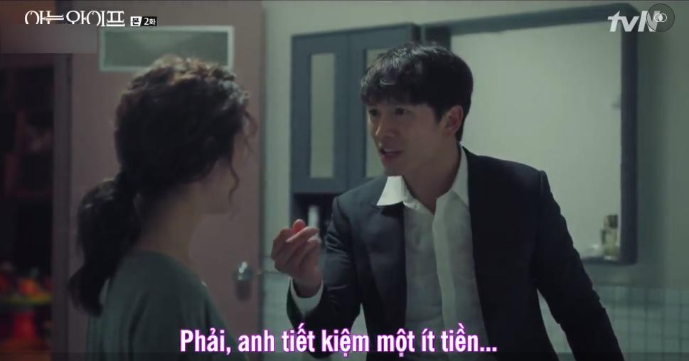 Không chịu nổi kiếp bị vợ chửi mắng suốt ngày, Ji Sung quay ngược thời gian để đổi vợ - Ảnh 6.