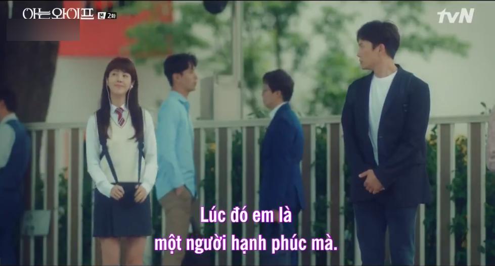 Không chịu nổi kiếp bị vợ chửi mắng suốt ngày, Ji Sung quay ngược thời gian để đổi vợ - Ảnh 9.