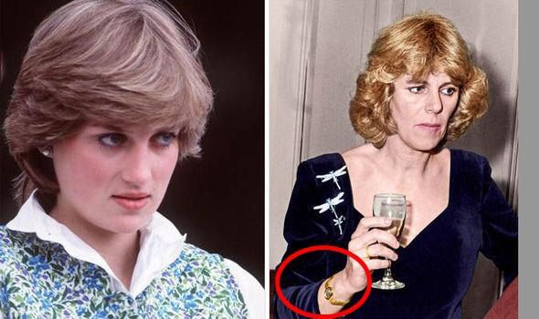 Cận cảnh chiếc vòng tay Thái tử Charles đặt làm riêng cho Camilla khiến Công nương Diana đau đớn thừa nhận mình là vật hiến tế của chồng - Ảnh 1.